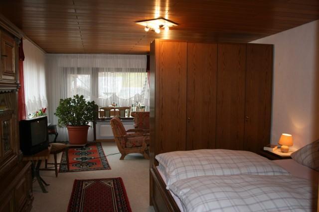 Wohnung 2 - Wohn- und Schlafraum