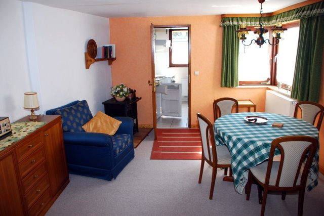 Wohnung 3 - Wohnzimmer