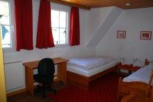 Wohnung 3 - Schlafzimmer 3 - Kinderzimmer