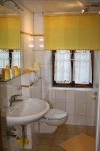 Wohnung 3 - Badezimmer