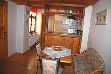 Wohnung 4 - Essecke