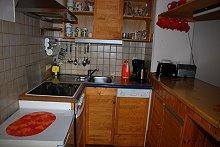 Wohnung 4 - Küche